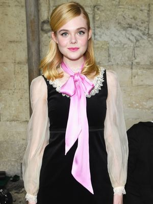 The #1 Styling Trick We're Stealing From Elle Fanning