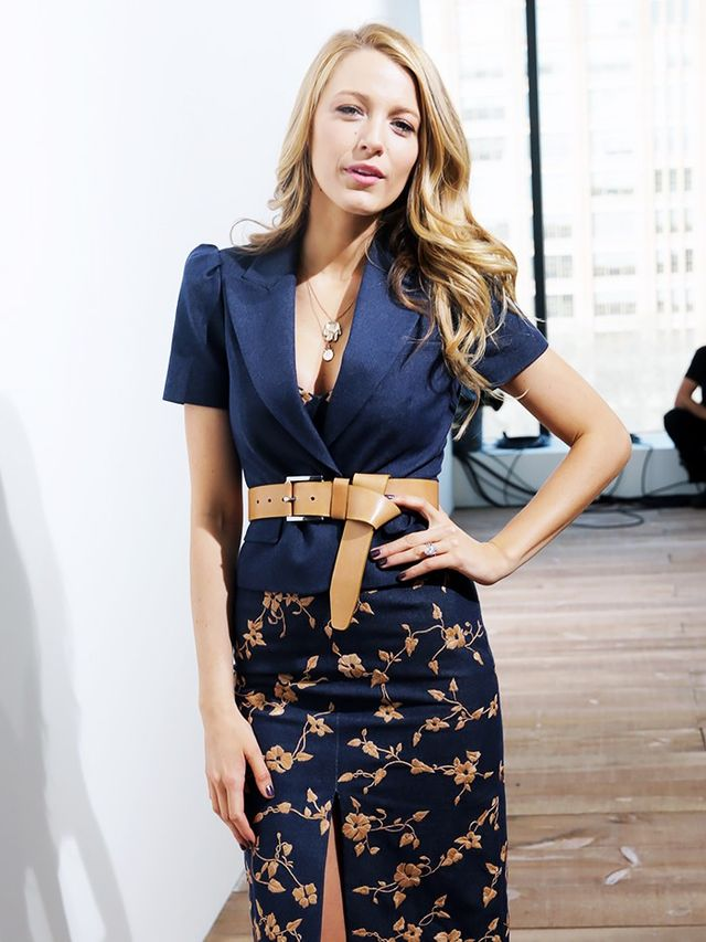 The best outfit tips we ve learned from 10 years of blake lively s