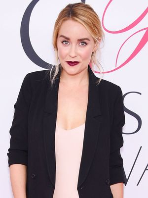 You Won't Believe How Affordable Lauren Conrad's Red Carpet Look Is