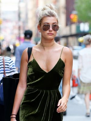 Hailey Baldwin Wore the One Trend That'll Be Even Bigger in 3 Months