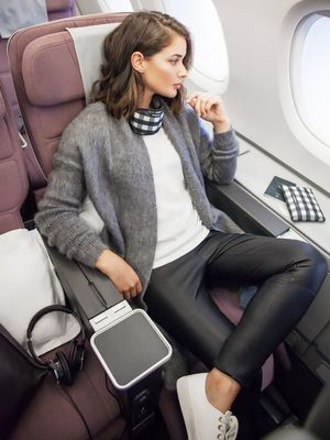 Why I Dress Up for a Flight: We Debate Airport Dress Codes