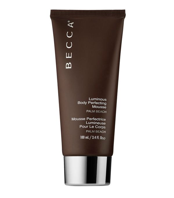 Best wash off tan Becca Luminous Body Perfecting Mousse