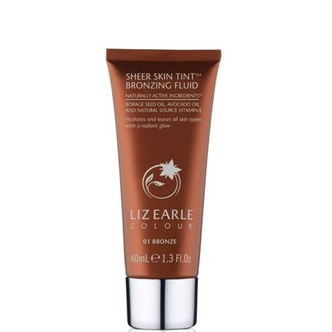 Sheer Skin Tin Bronzing Fluid