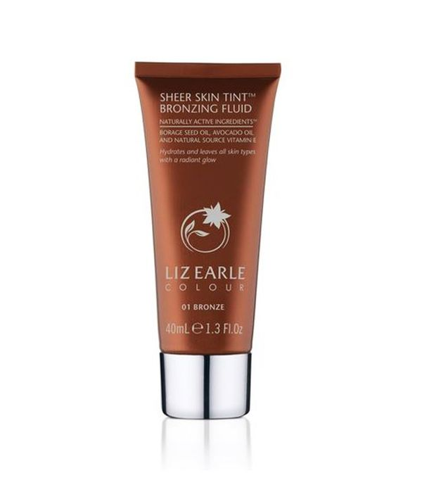 Liz Earle Sheer Skin Tin Bronzing Fluid