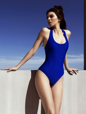 Just In: See Kendall and Kylie's First Swimwear Collection