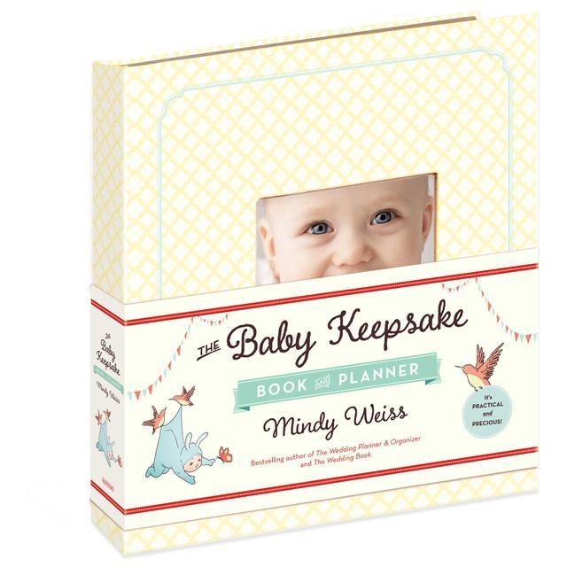 Mindy Weiss Baby Book