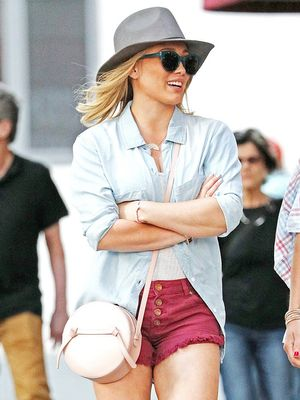 Where to Buy Hilary Duff's $30 Denim Shorts