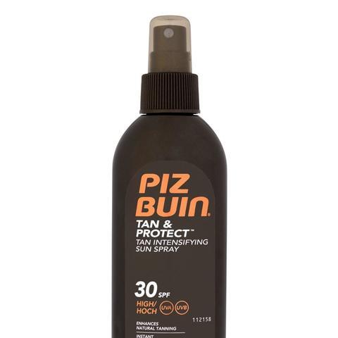 Tan & Protect Intensifying Sun Spray SPF 30