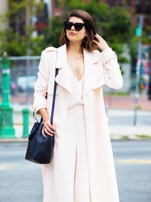 The Best Summer Color, According to an Editor Who Wears a Lot of Black