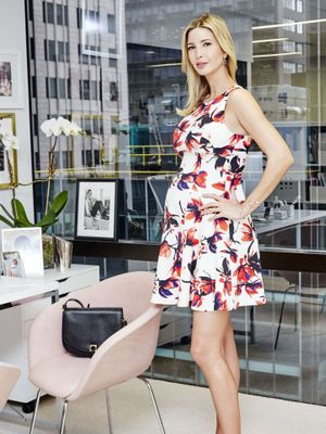 This Is Why Motherhood Makes Me a Better Leader, Says Ivanka Trump