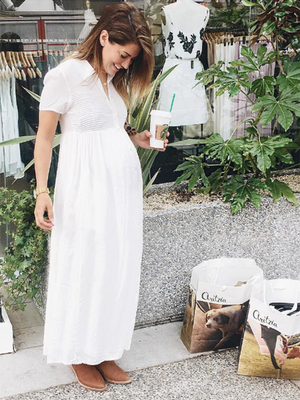 Maternity Style Inspiration From 4 Fashionable Celebrities
