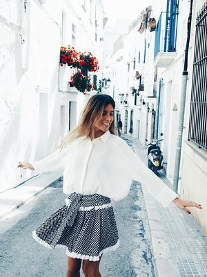 The New French Brand Every It Girl Is Wearing This Summer