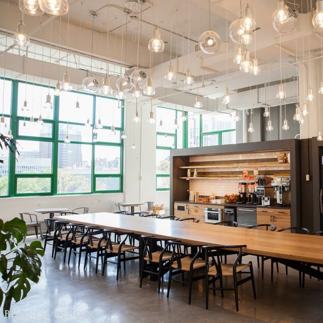 Tour Etsy's Stunning, Eco-Friendly Office Space