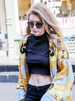 Gigi Hadid Is Already Wearing Fall's It Shoes