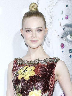 See the Gown Elle Fanning Changed Into After Graduating High School