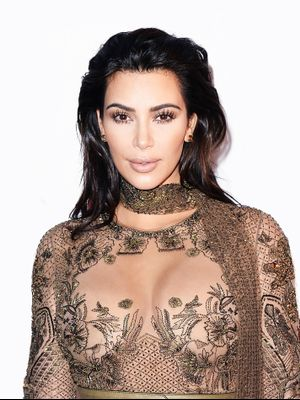 Kim Kardashian Lost 60 Pounds by Eating This