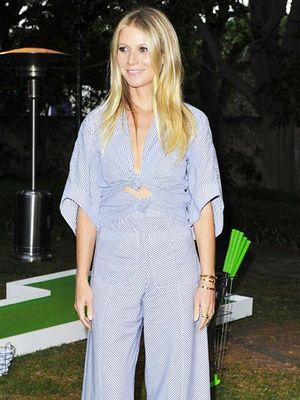 Fashion Girls Will Freak Out Over Gwyneth Paltrow's Outfit