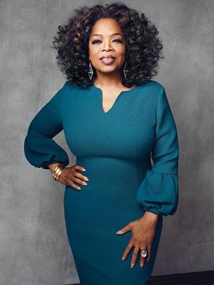 We're Finally Getting the Oprah Cookbook We Deserve