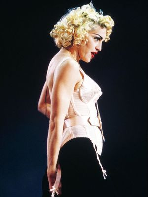 Guess How Much Madonna's Famous Cone Bra Just Sold For