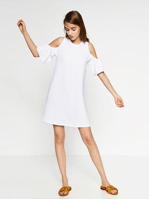 5 Darling White Dresses Under $35