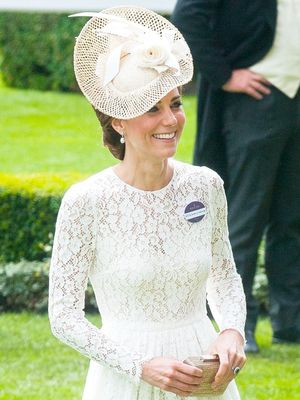 Kate Middleton's Frock Would Make an Amazing Wedding Dress