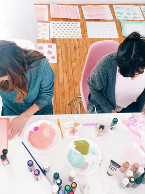 Study Shows Creating Art Can Actually Reduce Stress—Even If You're Bad at It