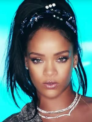 See What Rihanna Wore in Her New Music Video With Calvin Harris