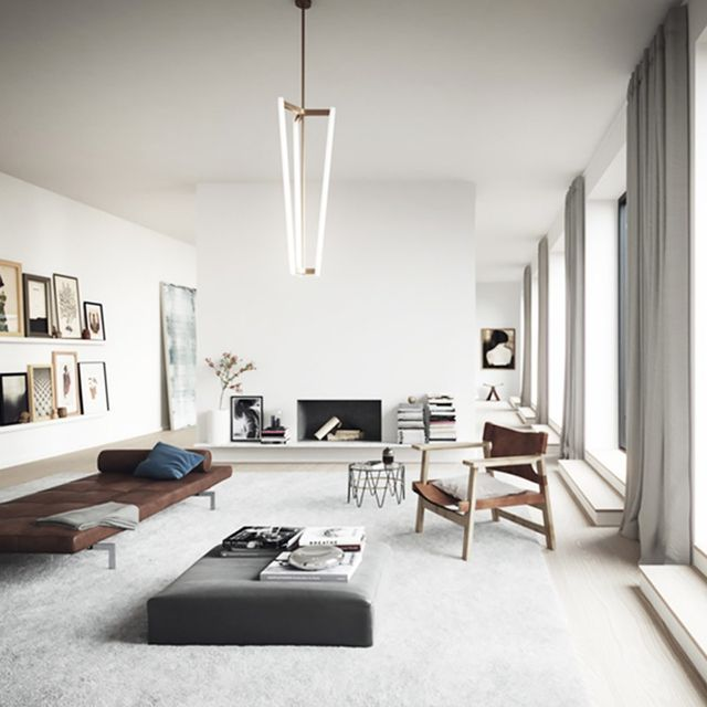 A Stylish Open-Plan Home That Lets the Light In