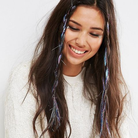 Pack of 2 Festival Confetti Hair Clips