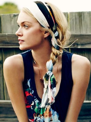 The Ultimate Cheat Sheet for Hot-Weather Hairstyles