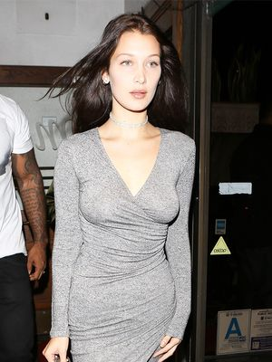 The Next Big Ankle Boot Trend? Bella Hadid Figures It Out