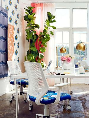 Tour These Celebrity Work Spaces You'll Want to Copy Immediately