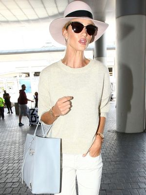These Are Officially the Best Jeans to Wear to the Airport