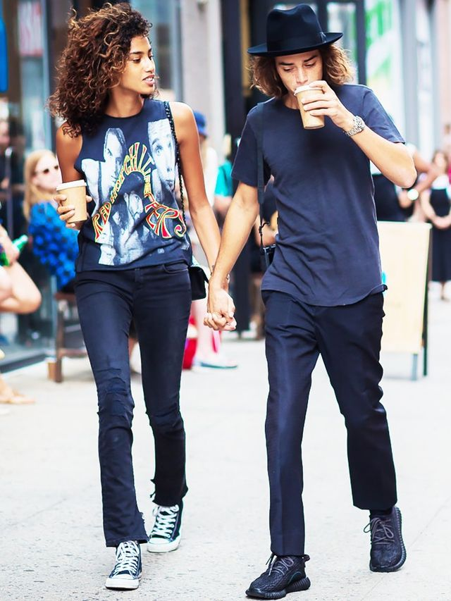 Relax: The Perfect First-Date Outfit Doesn't Exist