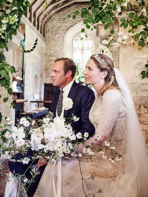 This Vogue Wedding in the English Countryside Is Pure Magic