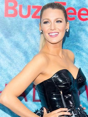 Blake Lively Wore the Most Massive Ring We've Ever Seen
