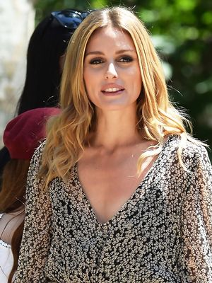 The Right Way to Wear a Maxi Dress, According to Olivia Palermo