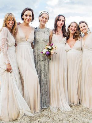This Is the Max Amount You're Allowed to Ask Your Bridesmaids to Spend