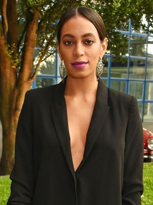 Solange Knowles Brought the Party With Her Pants