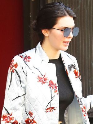 We've Never Seen Kendall Jenner Wear Something Like This Before
