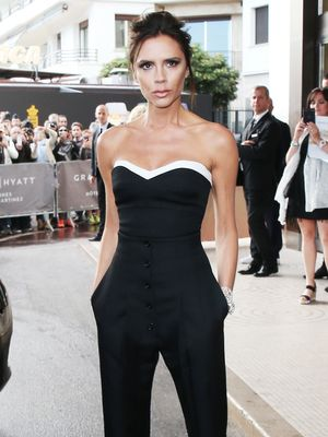 Victoria Beckham Ditched Her All-Black Uniform for This Trend Instead