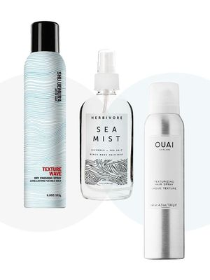 Editors' Picks: The Best Texturizing Sprays for Every Hair Type