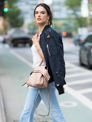 The Denim Trend We're Going to See a Lot More Of