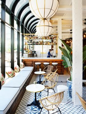 The Best Dining Room Inspo to Steal From Our Favorite Eateries