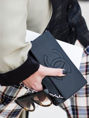 Do You Know the Story Behind Chanel'sInterlocking C Logo?