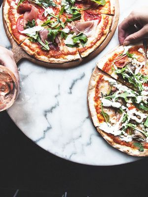 The Comforting Pizza Recipe That Is Actually Pretty Healthy