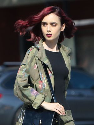 "You'll Never Guess Which Gossip Girl Role Lily Collins ""Wanted Badly"""