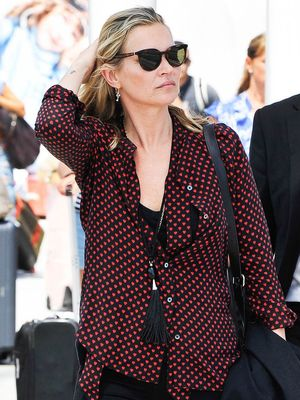 Kate Moss Wore This Top 3 Times in the Last Week