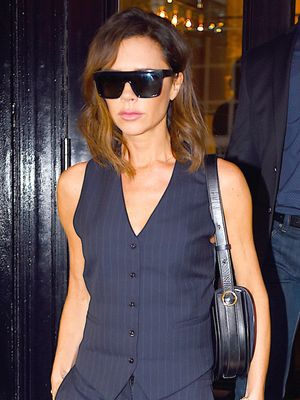 Victoria Beckham Is Unrecognizable in Her Very First Modeling Picture