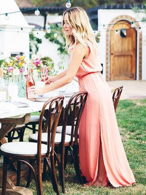 Is Black Ever Appropriate for a Wedding? Lauren Conrad Weighs In